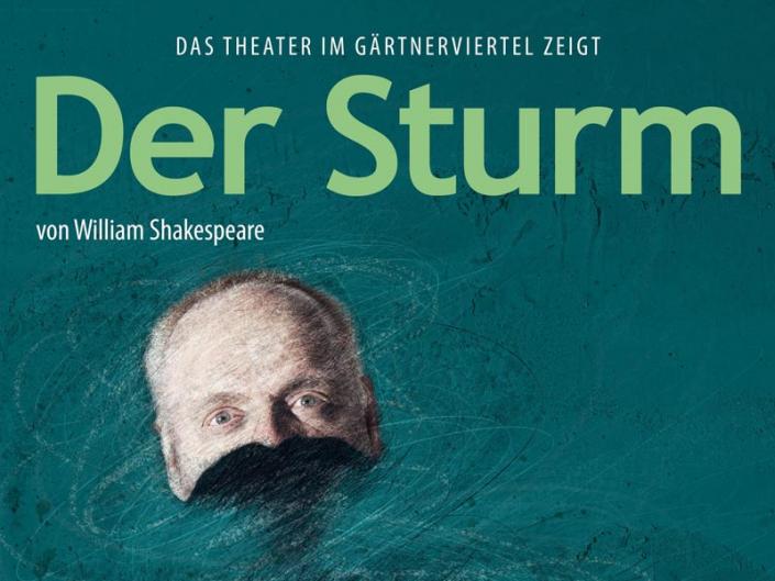 Plakat - Das TiG spielt der Sturm